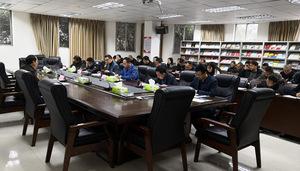 公司开展拖欠民工工资问题专项培训会议